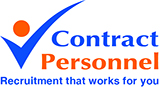 Contract Personnel Logo