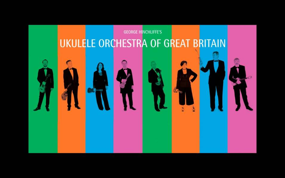 George Hincliffes Ukulele Orchestra of Great Britain