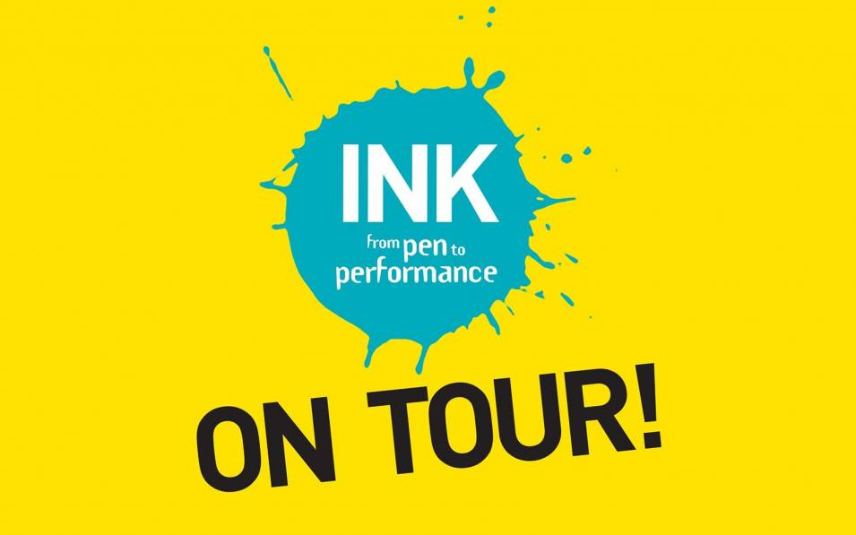 INK Festival on tour