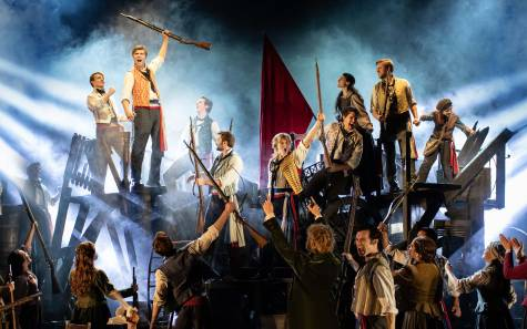 Les Miserables_The Barricade