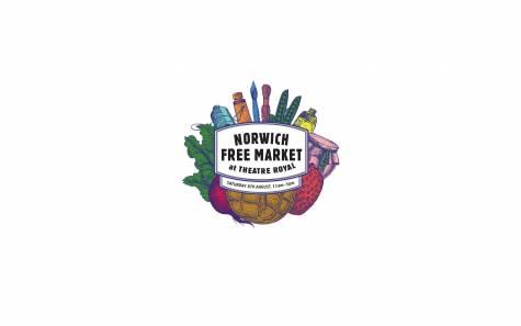 Norwich Free Market Poster
